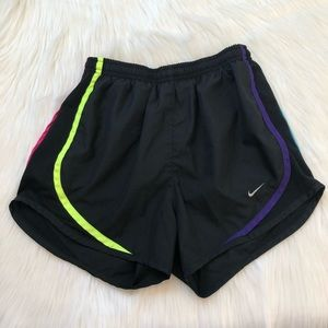 Nike Dri-Fit Lined Athletic Running Shorts